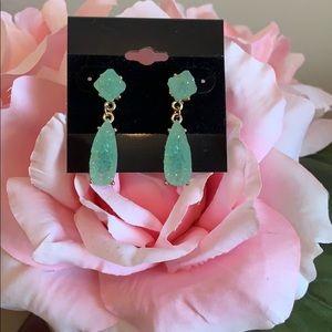 💰Mint Green Earrings